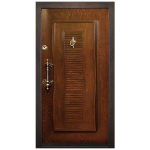 درب ضد سرقت تک قاب برجسته